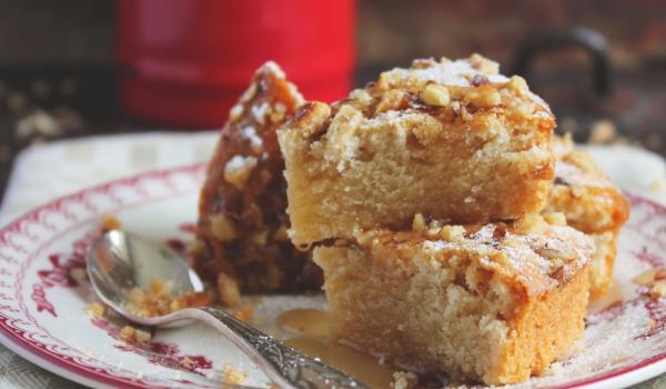 Орехова торта без крем