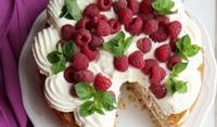 Молдовска малинова торта