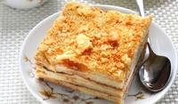 Торта Наполеон по унгарски