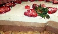 Торта Трите шоколада