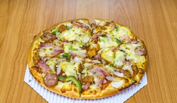 Карибска пица