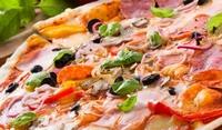 Пица Прошуто и гъби