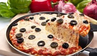 Вкусна и лесна пица