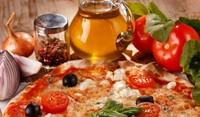 Омлет със зеленчуци и маслини на фурна
