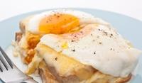 Италианска закуска с франзела и бешамел