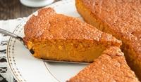 Пикантен пай със сирене и моркови