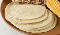 Тортили с царевично брашно