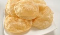 Индийски хляб-балон Бачура (Bhatura)