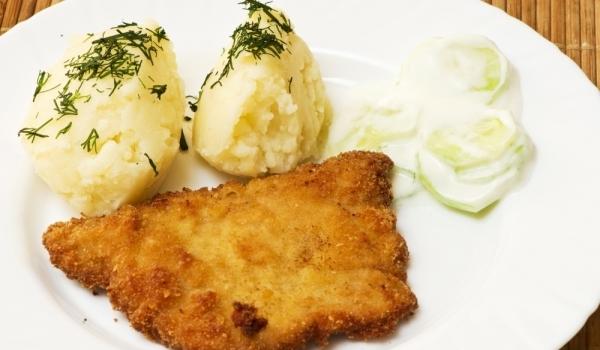 Пюре от картофи