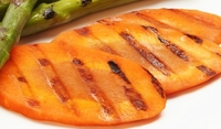 Моркови на скара