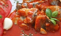 Рибен доматен сос