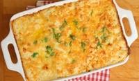 Заливка за картофи на фурна