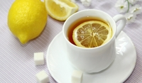 Горещ цитрусов чай