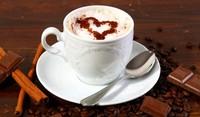 Мока кафе с подправки