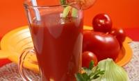 Доматен сок с целина