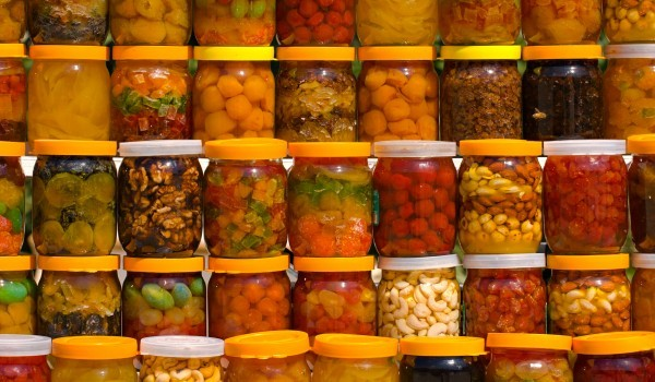 Кисело - сладки зеленчуци