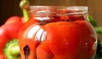 Печени чушки за салата