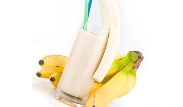 Млечно - бананов коктейл
