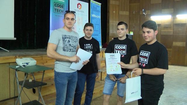 Димитровградчани спечелиха Code4Haskovo