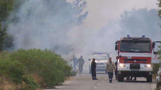 """17 пожарникари от регионалната дирекция са отличени с """"Писмена похвала"""" за днешния им професионален празник"""