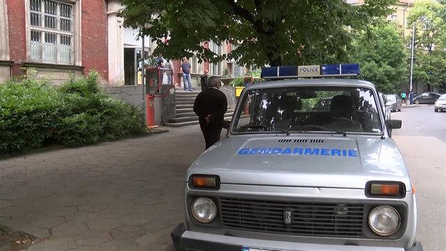 Четирима са арестувани за обира в хасковската поща