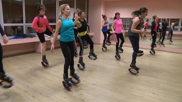 Благотворителна тренировка по Kangoo Jumps ще се проведе в зала