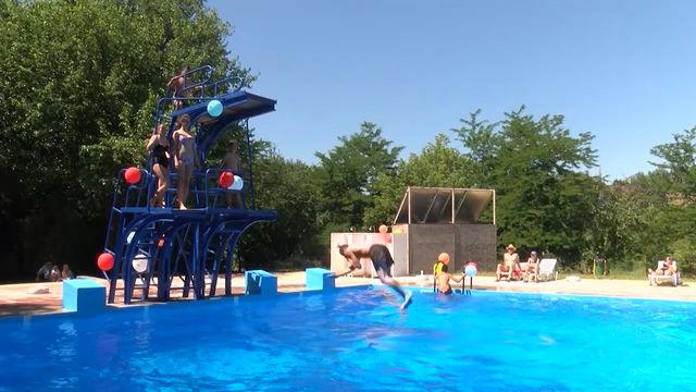 Започна Плувно лято 2017 в Димитровград