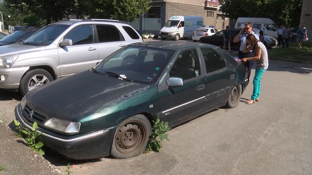 Акция срещу изоставените автомобили започна в Димитровград